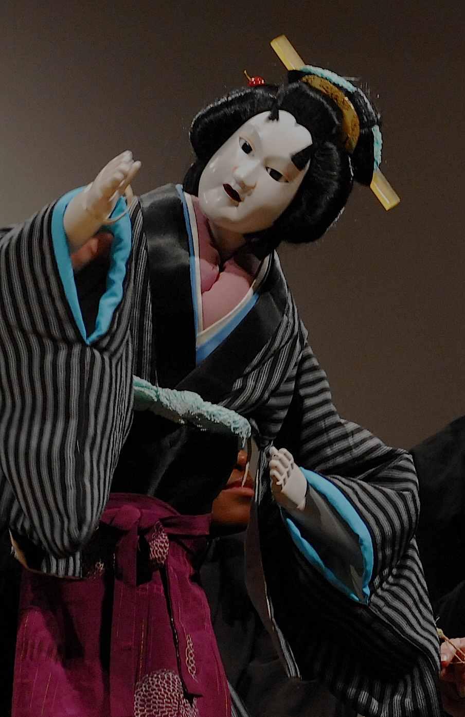 Bunraku Puppets A Research Paper Bunraka Puppets